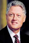 mentor picture Bill Clinton